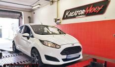 Ford Fiesta MK7 1.5 TDCI 75 KM – podniesienie mocy
