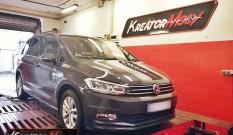 VW Touran 1.4 TSI 150 KM (CZDA) – podniesienie mocy