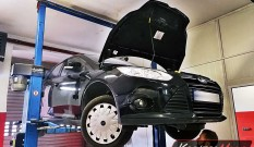 Ford Focus MK3 1.6 TDCI 105 KM – usuwanie DPF