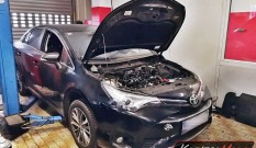 Toyota Avensis T27 2.0 D4D 143 KM – usuwanie DPF