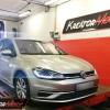 VW Golf VII 1.6 TDI CR 115 KM 85 kW – modyfikacja mocy