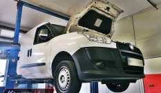 Fiat Doblo 1.6 MultiJet 105 KM – usuwanie DPF