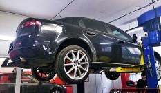 Alfa Romeo 159 2.4 JTDm 210 KM – usuwanie DPF