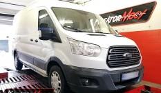 Ford Transit Custom 2.0 EcoBlue 105 KM – podniesienie mocy