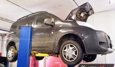 Peugeot Bipper 1.3 HDI 75 KM – usuwanie FAP