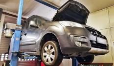 Peugeot Partner 1.6 BlueHDI 100 KM – usuwanie FAP i SCR