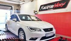 Seat Leon 5F Ecomotive 1.6 TDI CR 110 KM (CRKB) – modyfikacja mocy