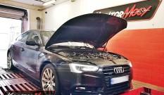 Audi A5 2.0 TDI CR 177 KM (CGLC) – podniesienie mocy