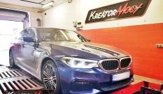 BMW G30 530e iPerformance 252 KM – podniesienie mocy