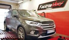 Ford Kuga 1.5 EcoBoost 150 KM – podniesienie mocy