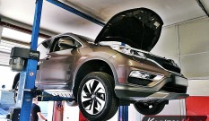 Honda CRV 1.6 i-DTEC 160 KM – usuwanie DPF