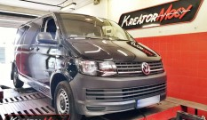 Volkswagen Transporter T6 2.0 TSI 150 KM (CJKB) – podniesienie mocy