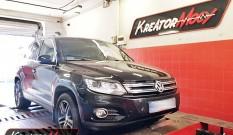 VW Tiguan 2.0 TDI 177 KM (CFGC) – remap