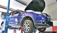 Nissan Qashqai II 1.5 DCI 110 KM – usuwanie DPF