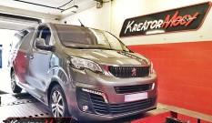 Peugeot Expert III 2.0 BlueHDI 122 KM – podniesienie mocy