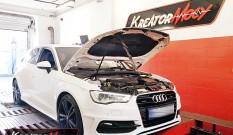 Audi A3 8V 1.8 TFSI 180 KM (CJSB) – podniesienie mocy