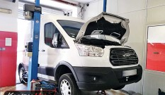 Ford Transit Custom 2.0 EcoBlue 130 KM – usuwanie DPF i SCR