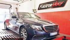 Mercedes W213 E220d 2.0d 194 KM – podniesienie mocy