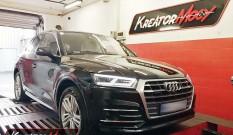 Audi Q5 II 2.0 TFSI 252 KM (DAYB) – podniesienie mocy