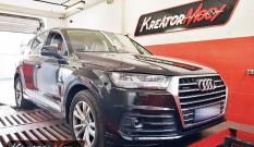 Audi Q7 45 TDI 3.0 231 KM (DHXC) – podniesienie mocy