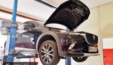 Mazda CX-3 1.5 Skyactiv-D 105 KM – usuwanie DPF
