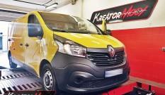 Renault Trafic 1.6 DCI 95 KM (EDC117C84) – podniesienie mocy