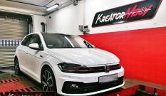 VW Polo VI GTI 2.0 TSI 200 KM (DKZC) – podniesienie mocy