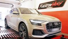 Audi Q8 50 TDI 3.0 286 KM (DXHA) – podniesienie mocy