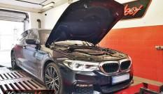 BMW 5 G30 540i 3.0T 340 KM – podniesienie mocy