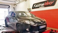 Ford Focus MK3 1.6 TDCI 105 KM – podniesienie mocy