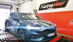 Ford Focus MK4 1.5 EcoBoost 150 KM – podniesienie mocy