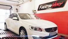 Volvo S60 II 2.4 D4 190 KM AWD – podniesienie mocy