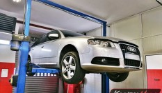 Audi A4 B7 3.0 TDI 233 KM – usuwanie DPF