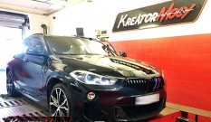 BMW F39 X2 xDrive20d 2.0d 190 KM – podniesienie mocy