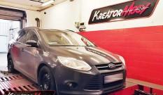 Ford Focus MK3 1.6 TDCI 105 KM 77 kW – modyfikacja mocy