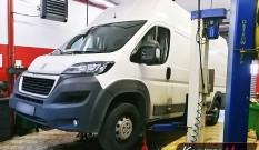 Peugeot Boxer II 2.0 BlueHDI 130 KM – usuwanie DPF i Adblue