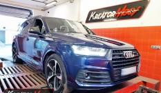 Audi Q7 50 TDI 3.0d 286 KM (DHXA) – chiptuning