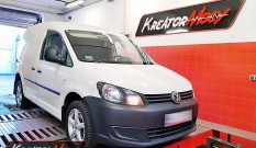 VW Caddy II 2.0 TDI CR 110 KM (CFHF) 4Motion – chiptuning