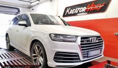 Audi SQ7 4.0 TDI 435 KM (CZAC) – chiptuning