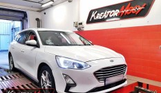 Ford Focus IV 1.5 EcoBlue 95 KM 70 kW – chiptuning