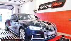 Audi S5 3.0 TFSI 354 KM (CWGD) – chiptuning