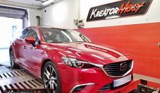 Mazda 6 2.5 Skyactiv-G 192 KM – chiptuning