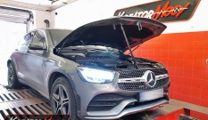 Mercedes X253 GLC 200 2.0T 197 KM – chiptuning