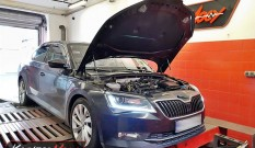 Skoda Superb 1.8 TSI 180 KM (CJSC) – chiptuning