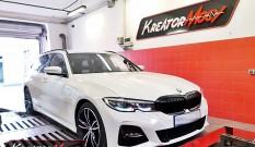 BMW 3 G21 330d 3.0d 265 KM – chiptuning
