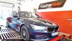 BMW 7 G11 730d 3.0d 265 KM – chiptuning