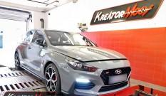 Hyundai i30 N 2.0 T-GDI 250 KM – chiptuning