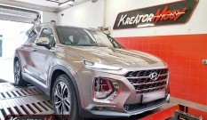 Hyundai Santa Fe IV 2.0 CRDI 185 KM – chiptuning