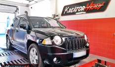 Jeep Compass 2.0 CRD 140 KM – chiptuning