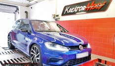 VW Golf 7 R 2.0 TSI 310 KM 228 kW (DJJA) – chiptuning